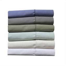 1000TC Bed Sheet Set- Soft Touch Easy Care Cotton Blend Shee