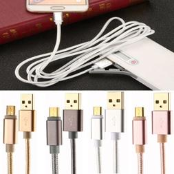 1M 2M 3M Micro USB Fast Charging Data Sync Cable V8 Cord For