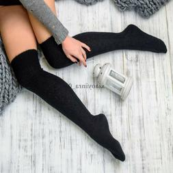 1Pair Women Cable Knit <font><b>Extra</b></font> <font><b>Lo