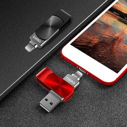 2in1 OTG USB 3.0 Flash Drive Memory Stick Mobile PC High Spe