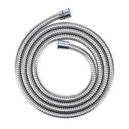 2M Shower Head Hose Handheld Extra Long Stainless Steel Bath