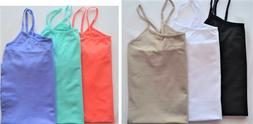 3-pack Dream Cami Size S/M L/XL Extra Long Stretch Seamless