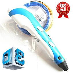 7TECH 3D Printer Pen Newest and Professional with LCD Screen