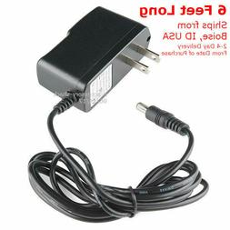 6FT Extra Long AC Power Supply Adapter Cable Cord Charger An