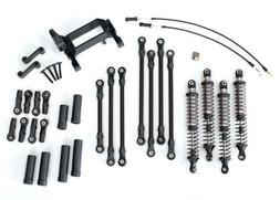 Traxxas 8140 TRX-4 Long Arm Lift Kit, Black