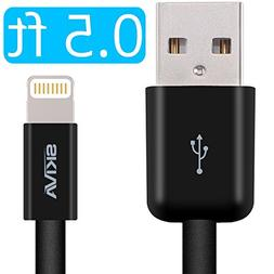 Skiva USBLink Lightning to USB Short Length  Sync and Charge