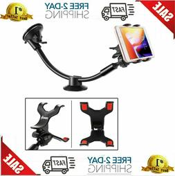 IPOW Upgraded Truck Phone Mount Holder Universal 11 Inches L