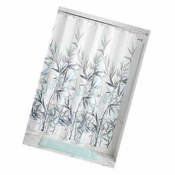 InterDesign 36525 Anzu Fabric Shower Curtain  - Standard, 72