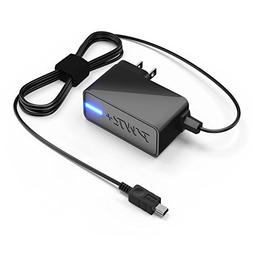 Pwr+ UL Listed 6.5 Ft Extra Long 5V AC Adapter for C Crane C