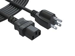 UL Listed Pwr Extra Long 12 Ft 3 Prong AC Power Cord for ION