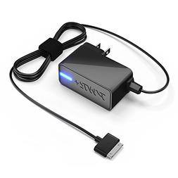 PWR+ UL Listed Extra Long 6.5 Ft AC Adapter 10W Rapid Charge