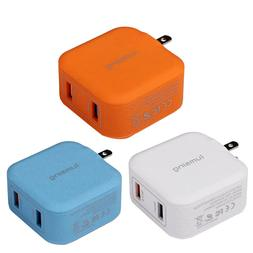 Wholesale 2.0 20W 4A 2-Port Wall Charger Adapter Fast Chargi