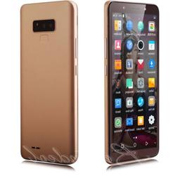 """Android 7.0 Unlocked 6.0"""" Cell Phone Quad Core Dual SIM 3G T"""