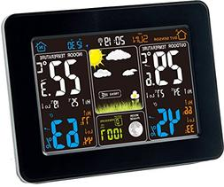 Atomic Wireless Weather Station with Indoor / Outdoor Wirele