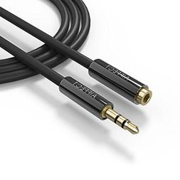 AIFFECT 3.5mm Male to Female Audio Extension Cable Headphone