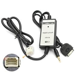 AUX/ iPod Interface Auxiliary Input Adapter For Toyota Car A