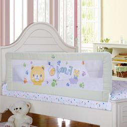Toddler Bed Rail Guard Rail Extra Long Safety Bed Guard for