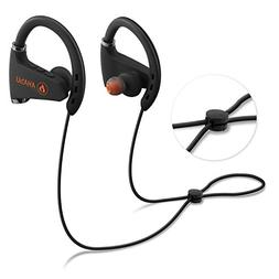 AHADU Bluetooth Headphones, AHBT-102, 2018 Upgraded Best Wir