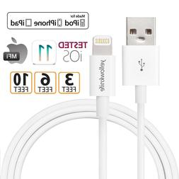 Cable For Iphone X 8/7/6 Plus/ 6s/5 10FT Extra Long Apple Ce