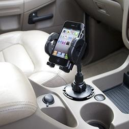 Car or Truck Rugged Cup Holder Mount fits Kyocera DuraForce