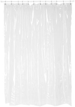 Carnation Home Fashions Jumbo 96 in. Extra Long Vinyl Shower
