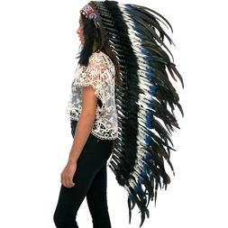 CLEARANCE PRICE! Extra Long Indian Inspired Style Headdress-