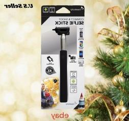 """Travelocity Connect & Shoot Selfie Stick Extra Long 43"""" Exte"""