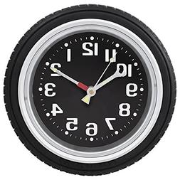 Custom Radial Tire Wall Clock