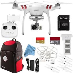 DJI Phantom 3 Standard with 2.7K Camera and 3-Axis Gimbal -