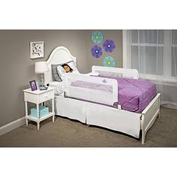 Regalo Double Sided Swing Down Safety Bed Rail, Includes Two
