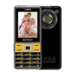 YUNTAB Easy to Use 2G Unlocked Cell Phone for Seniors, Kids