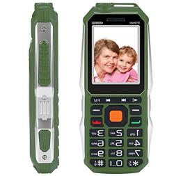 Easy to Use Cell Phones for Seniors- Elderly Phones for Seni