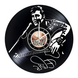 Elvis Presley Music Vinyl Record Wall Clock - Get unique Liv