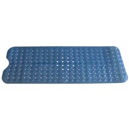 Extra Long Contour U Shape Front Plastic Bathtub Bath Mat No
