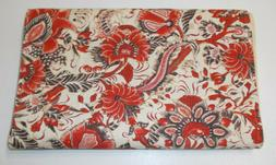"""Pottery Barn Extra Long Floral Table Runner 18"""" x 106"""""""