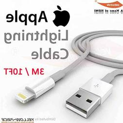 Extra Long MFi Certified Lightning Cable Fast Charging& Sync