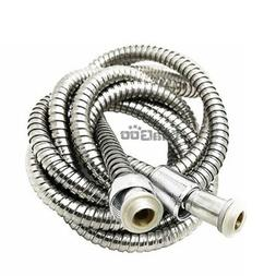 extra long shower head hose stainless steel