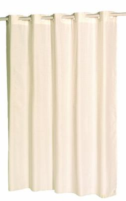 Carnation Home Fashions EZ On No Hooks Needed! 70 by 84-Inch