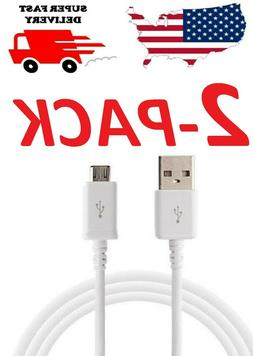 Fast Rapid Charger Extra Long Micro Cable Cord for LG Samsun