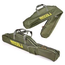 Fishing Extra Long Fishing Gear Soft Bags Foldable Case for