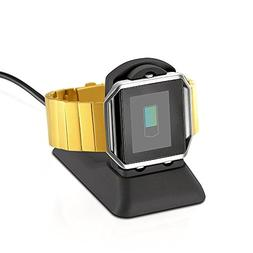 Aresh Fitbit Blaze Accessories,Charger Charging Stand Chargi