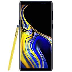 "Samsung Galaxy Note9 Factory Unlocked Phone with 6.4"" Screen"