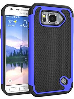 Galaxy S6 Active Case, Cimo  Case Heavy Duty Shock Absorbing