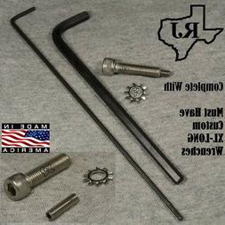 Grip Screw Trigger Adjuster KIT Complete w/ Needed 2 CUSTOM