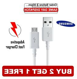 Heavy Duty Extra Long Fast Charge Micro USB Extension Data S