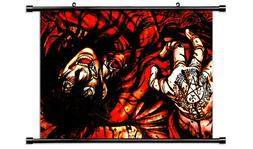 Hellsing Anime Fabric Wall Scroll Poster  Inches. -Hellsing-