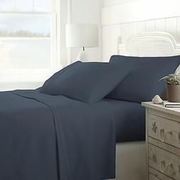 Hotel Quality Ultra Soft 4 Piece Bed Sheet Set - Hypoallerge