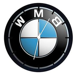 """Huge X-large Size 14"""" BMW Wall Clock Nice Gift and Room Wall"""