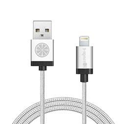 iOrange-E iPhone Charger Cord, Apple Certified 6.6ft  Braide