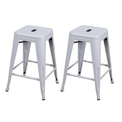 Best Industrial Counter Stools 24 Inches-- Homebeez Tolix st